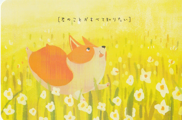 Diary of a Corgi Dog - CD28 - I love flowers~!