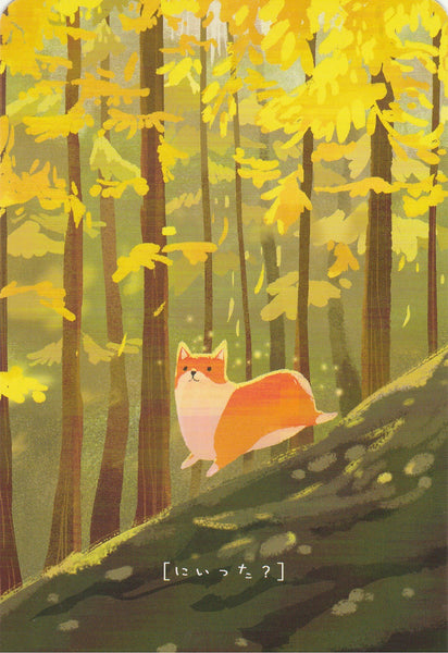 Diary of a Corgi Dog - CD08 - Autumn Forest