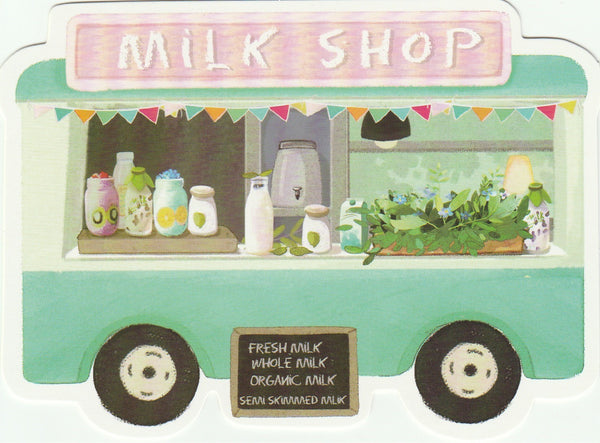 Little Shop Collection - Milk Shop