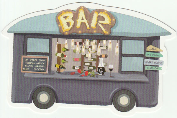 Little Shop Collection - Bar
