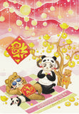 Ever & Ein Postcard - Occasions - Lunar Chinese New Year EE02