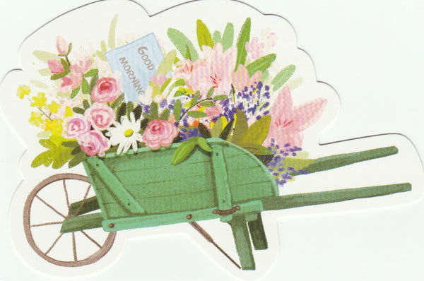 Little Shop Collection - Flower Cart
