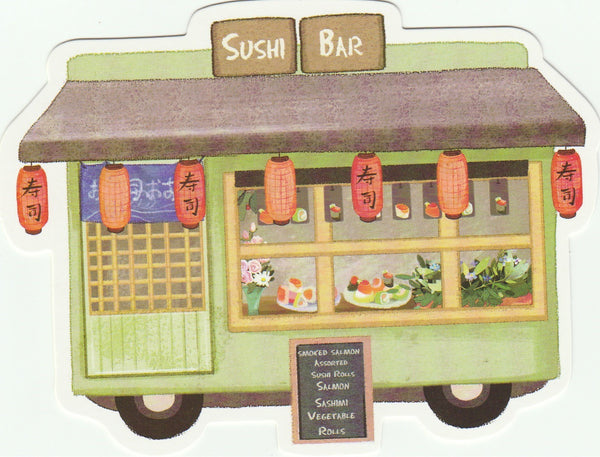 Little Shop Collection - Sushi Bar