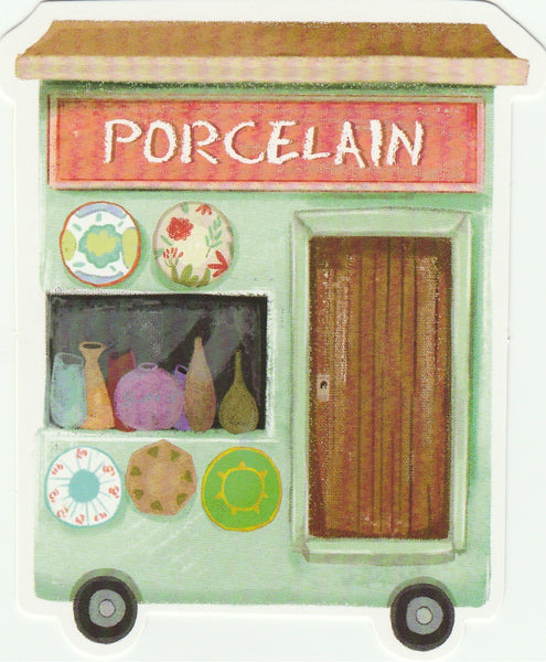 Little Shop Collection - Porcelain Store