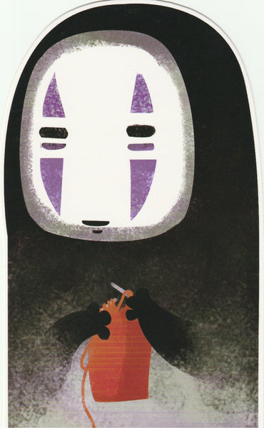 Spirited Away - Kaonoshi No Face (S29)