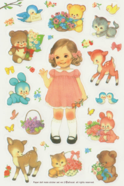 [FREE with US$10 purchase!] The Paper Doll Mate B