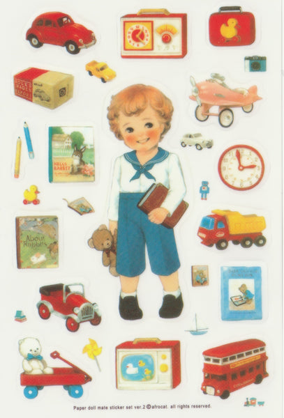 [FREE with US$10 purchase!] The Paper Doll Mate D