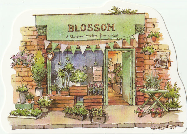 Little Shop Collection III - Blossom Flower Shop