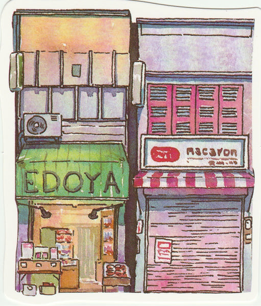 Little Shop Collection III - Edoya & Macaron Shop