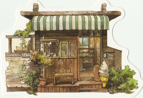 Little Shop Collection III - Too Ice Cream Shop