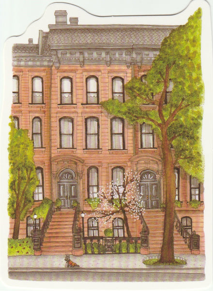 Little Shop Collection III - New York Townhouse
