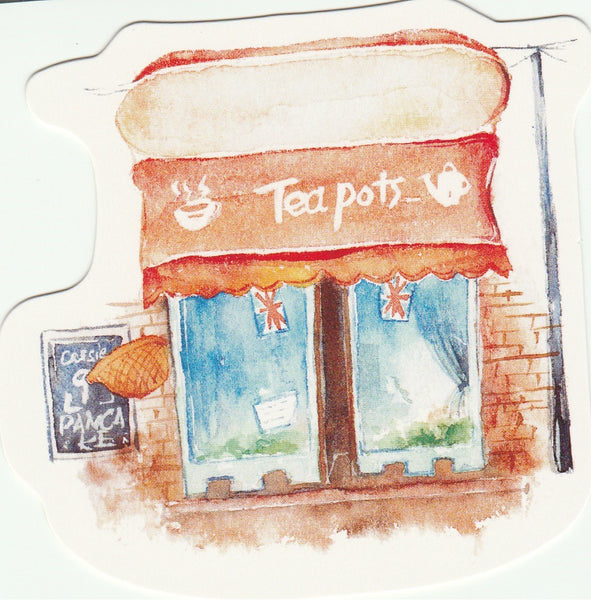 Little Shop Collection II - Teapots Shop