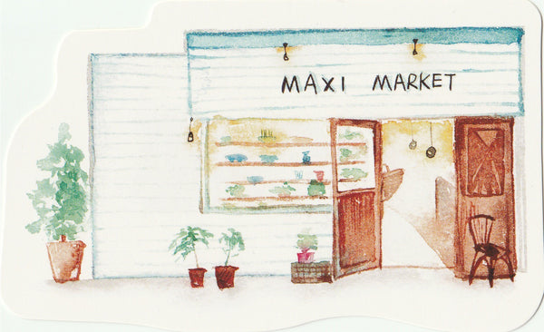 Little Shop Collection II - Maxi Market