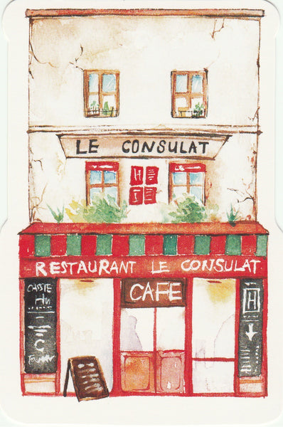 Little Shop Collection II - Restaurant Le Consulat