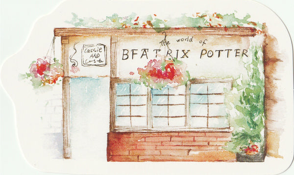 Little Shop Collection II - Bfatrix Potter