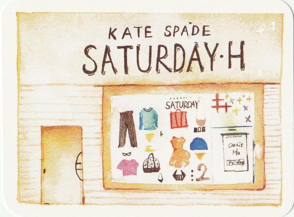 Little Shop Collection II - Kate Spade Saturday H
