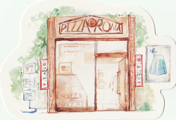 Little Shop Collection II - Pizza Roma