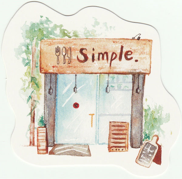 Little Shop Collection II - Simple Restaurant