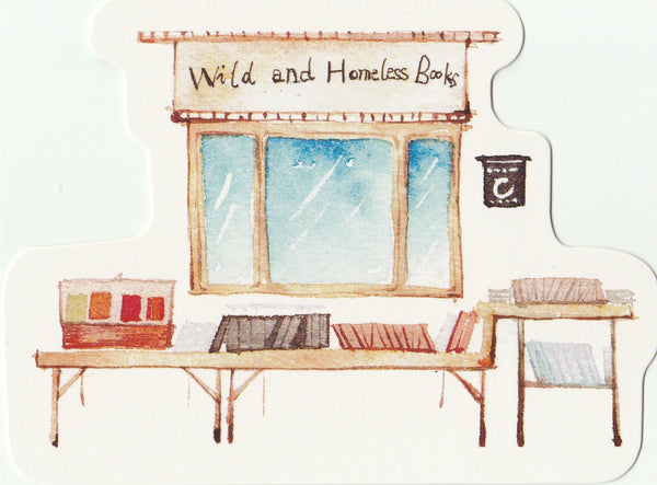 Little Shop Collection II - Wild and Homeless Books