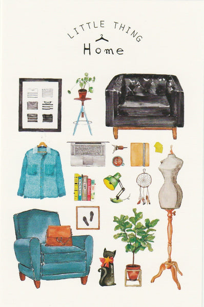 Little Thing Postcard Collection - Home Living