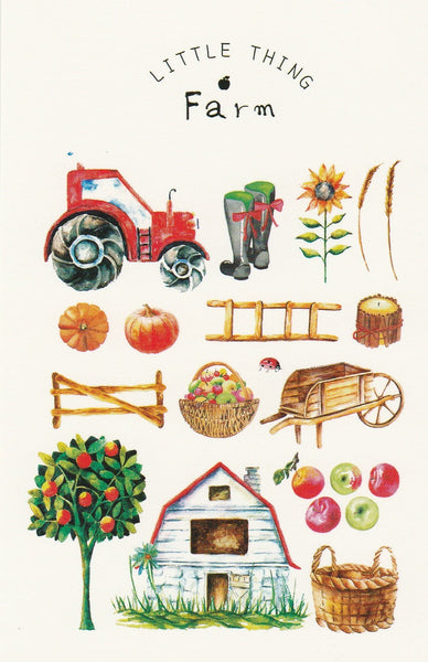 Little Thing Postcard Collection - Farm Life