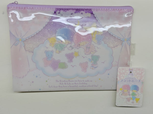 [FREE with USD30 purchase!] Little Twin Stars Kiki & Lala (Dream Clouds) Pouch