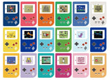 Gameboy Console Postcard - Hellos in Many Language