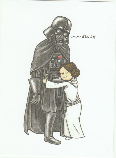 Star Wars Postcard (DV41)