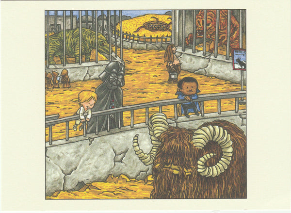 Star Wars Postcard (DV24)
