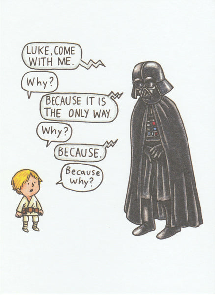 Star Wars Postcard (DV53)