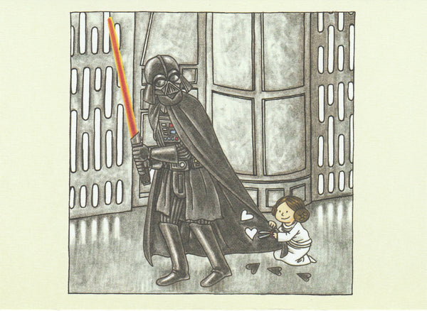 Star Wars Postcard (DV02)