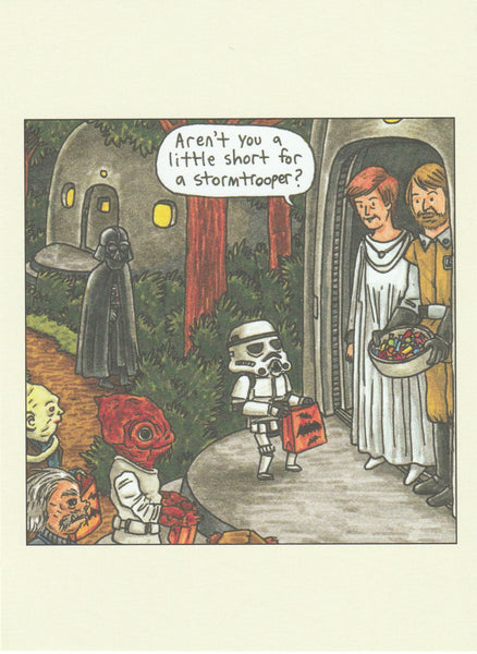 Star Wars Postcard (DV57)