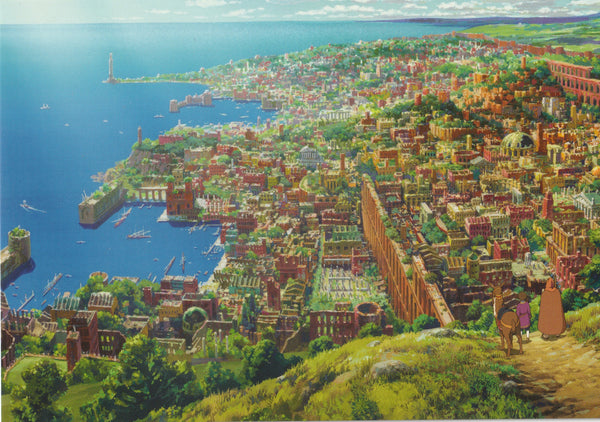 Studio Ghibli - Tales from the Earthsea Postcard (3/3)