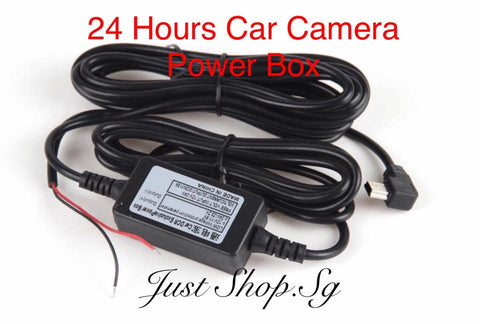 24 hours Car Camera Power Box Kit - Just Shop.Sg
