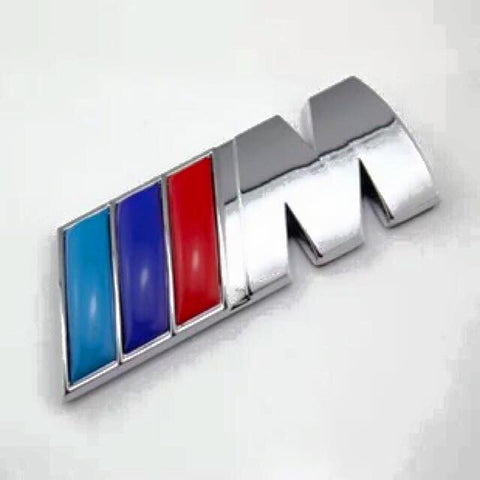 M BMW CAR EMBLEM - Just Shop.Sg