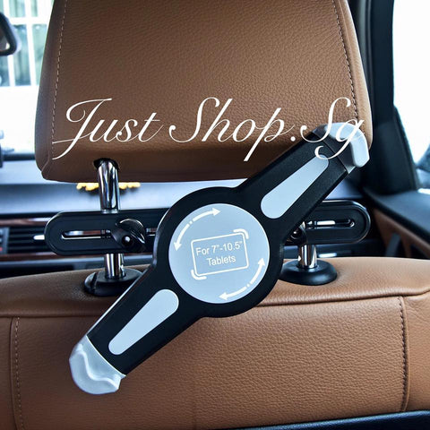 360 Degree Car Rear Seat Tablet Holder - Just Shop.Sg