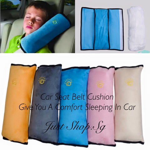 Car Seat Belt Cushion - Just Shop.Sg