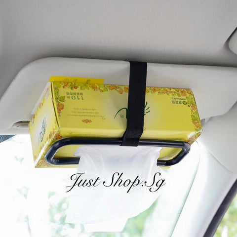 Car Visor Tissue Holder - Just Shop.Sg