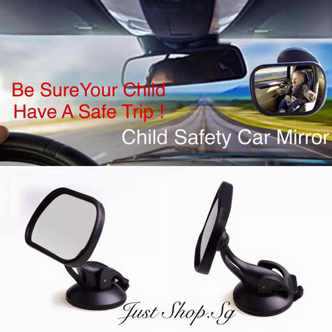 Child Safety Car Mirror - Just Shop.Sg