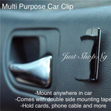 Multi Purpose Car Clip - Just Shop.Sg