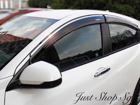 Honda Vezel Door Visor - Just Shop.Sg
