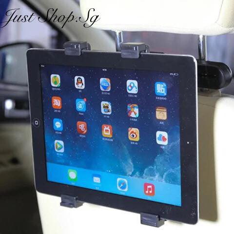 Car Rear Seat Tablet holder - Just Shop.Sg