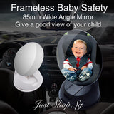 Frameless Child Safety Mirror - Just Shop.Sg