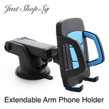 Extendable Arm Phone Holder - Just Shop.Sg