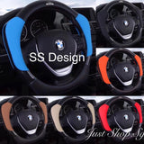 Secure Grip Racing Steering Wheel Cover (SS Design) - Just Shop.Sg