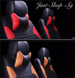 Sporty Leather Headrest - Just Shop.Sg