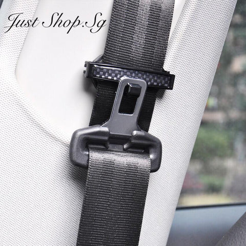 Car Seat Belt Clip with Bucker Hook - Just Shop.Sg