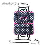 Car Rear Seat Organiser (Spot Design) - Just Shop.Sg