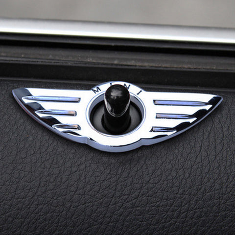 MINI COOPER DOOR EMBLEM - Just Shop.Sg