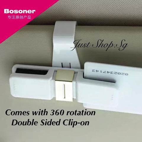 Bosoner Sunglasses Clip - Just Shop.Sg